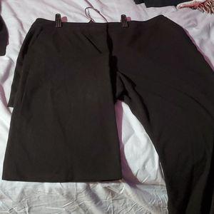 Calvin Klein black slacks